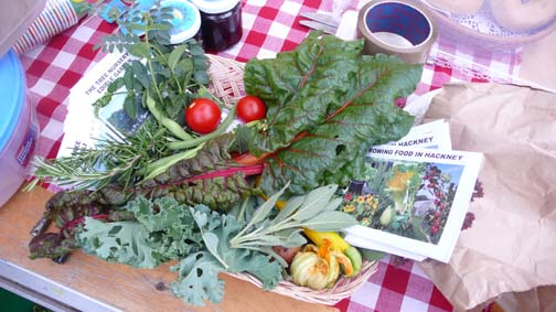 Mouth+watering+produce+from+the+edible+forest+garden%2C+Hackney+Marshes