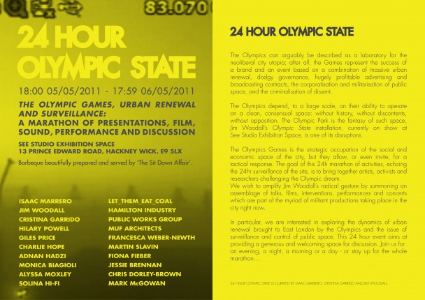 24hr+Olympic+State+poster